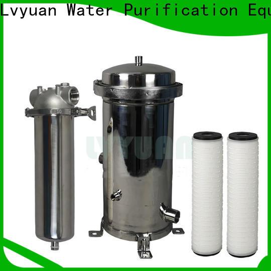 Lvyuan professional water filter cartridge manufacturer for sale