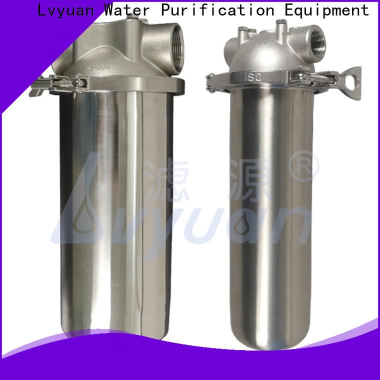 Lvyuan filter water cartridge manufacturer for sale