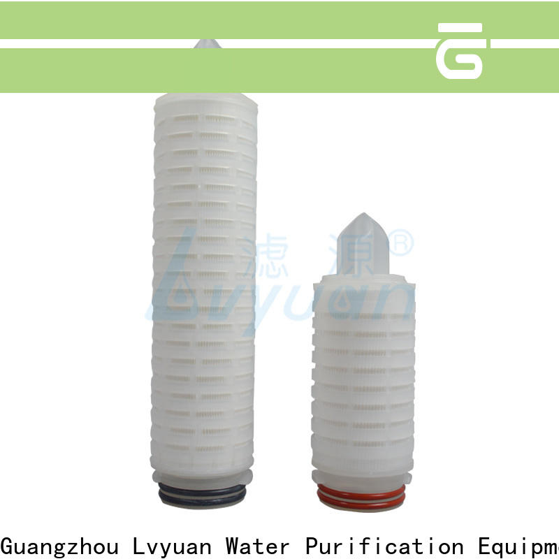 Lvyuan pes pleated filter replacement for diagnostics