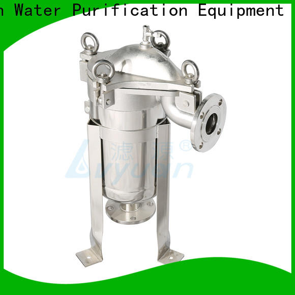 Lvyuan high end ss filter housing with core for sea water desalination
