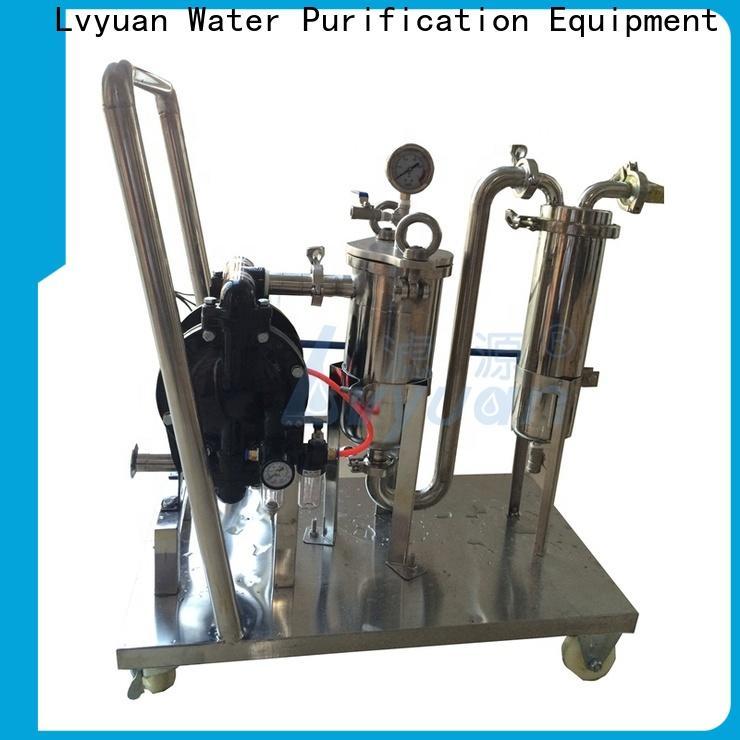 Lvyuan safe filter water cartridge supplier for sale