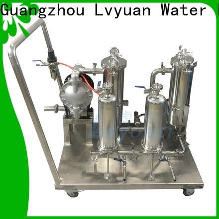 safe water filter cartridge manufacturer for industry