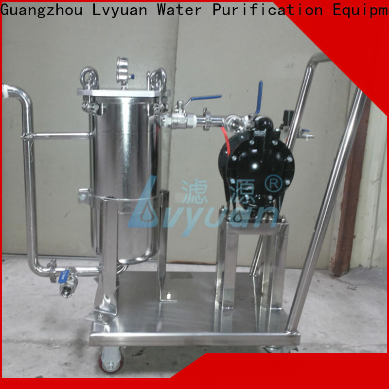 Lvyuan filter water cartridge supplier for sale