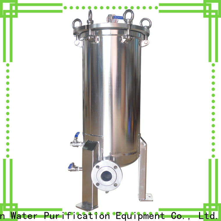 high end stainless water filter housing manufacturer for sea water desalination