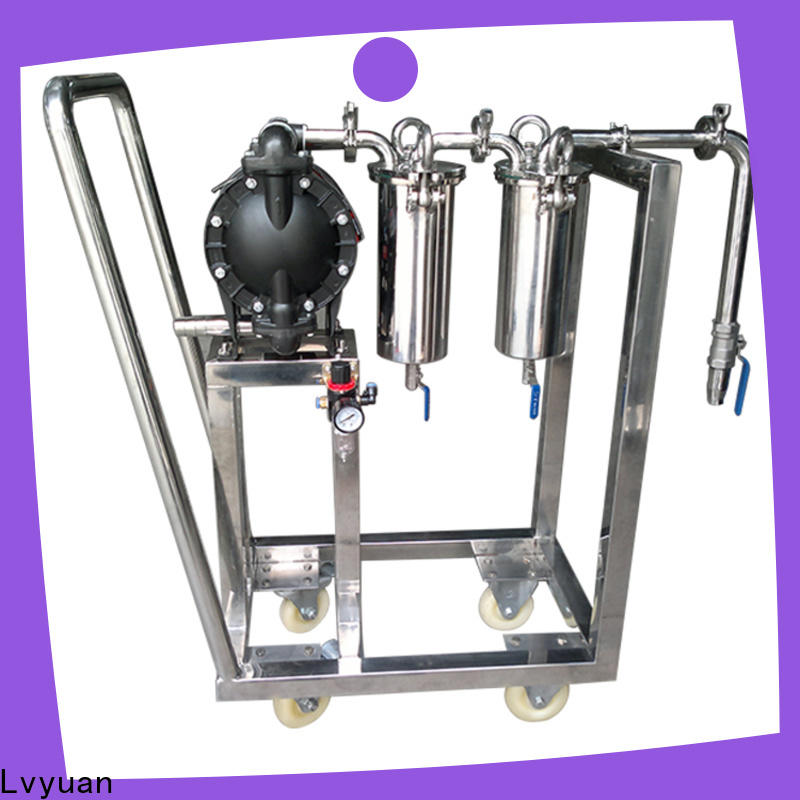 efficient stainless water filter housing manufacturer for oil fuel