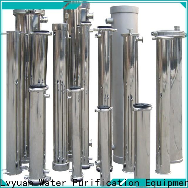 professional stainless steel filter housing manufacturers with core for oil fuel