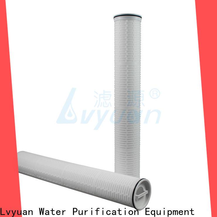 Lvyuan pall high flow filters manufacturer for sale