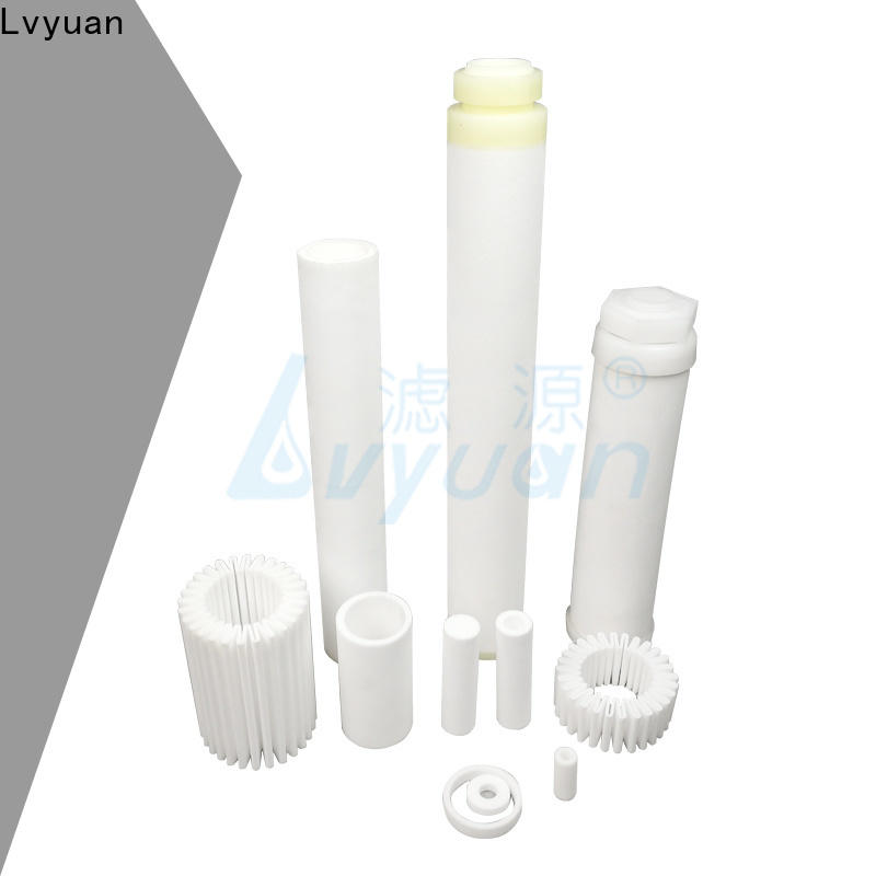 professional sintered filter cartridge rod for industry