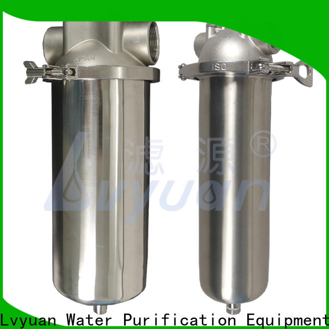 Lvyuan safe filter water cartridge manufacturer for industry
