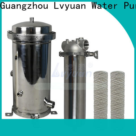 Lvyuan professional filter water cartridge replacement for industry