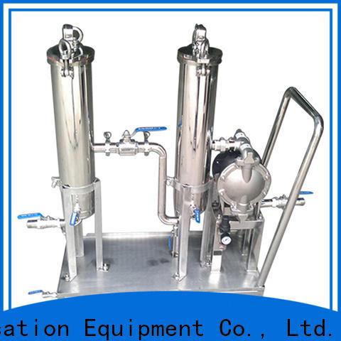Lvyuan stainless steel filter housing manufacturer for sea water desalination