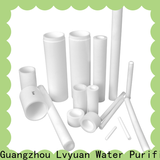 Lvyuan activated carbon sintered metal filters suppliers supplier for sea water desalination