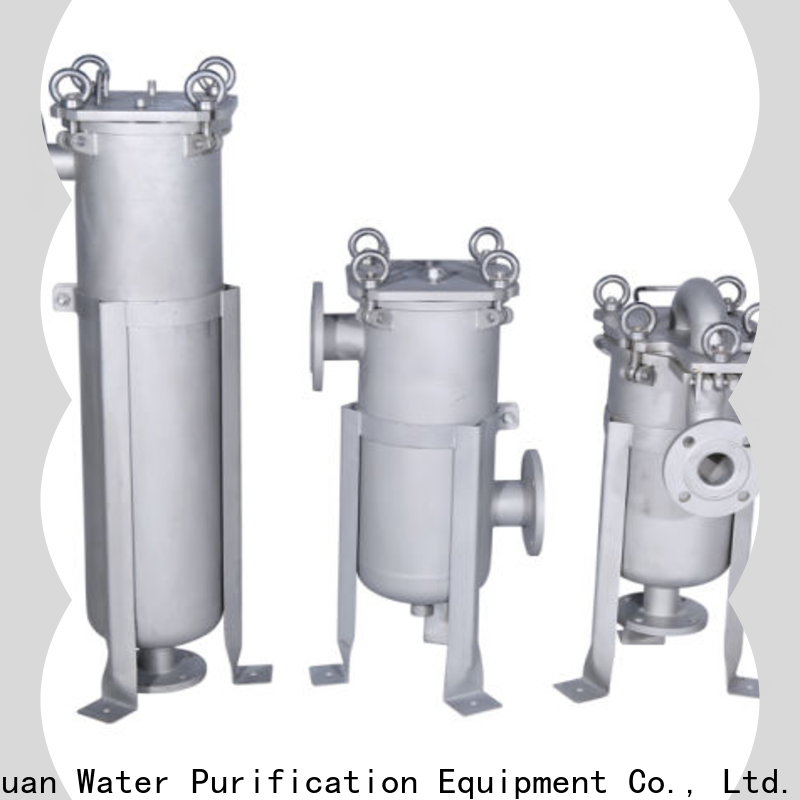 Lvyuan titanium stainless filter housing housing for industry