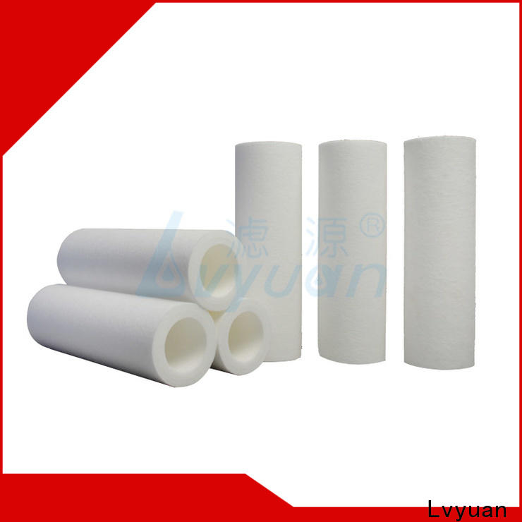 best pp melt blown filter cartridge replacement for food and beverage