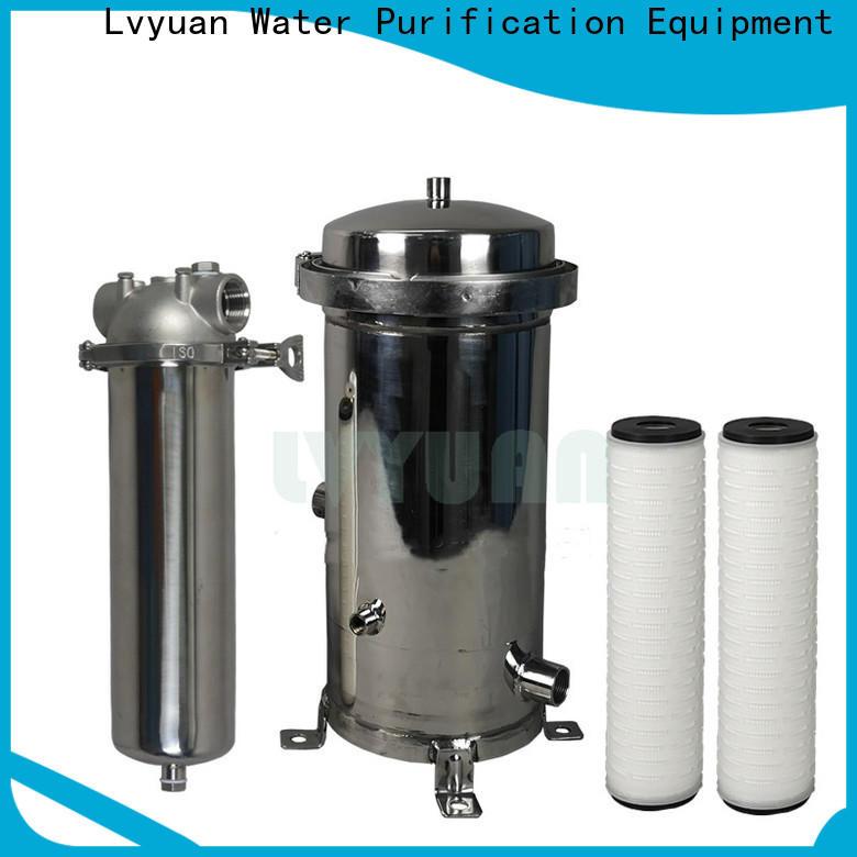 Lvyuan water filter cartridge manufacturer for industry