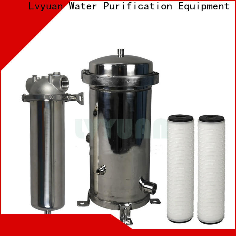 efficient ss filter housing manufacturers housing for oil fuel