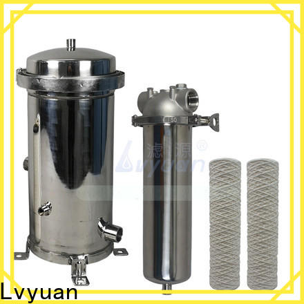 professional water filter cartridge replacement for sea water desalination