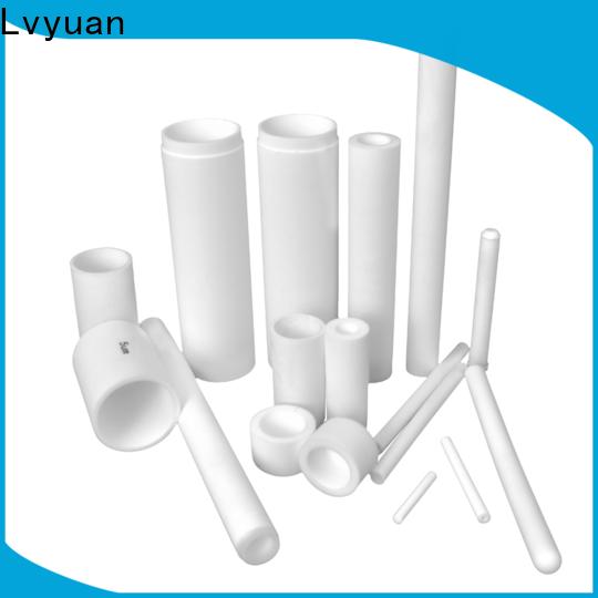 Lvyuan professional sintered plastic filter supplier for industry