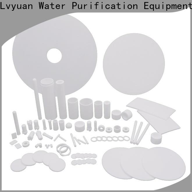 Lvyuan titanium sintered plastic filter rod for sea water desalination