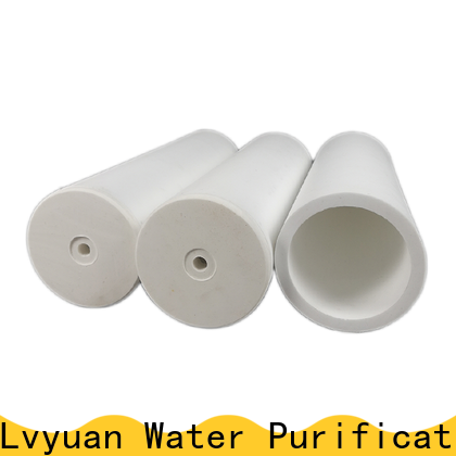 pe sintered filter cartridge supplier for industry
