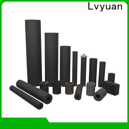 Lvyuan professional sintered powder ss filter supplier for industry