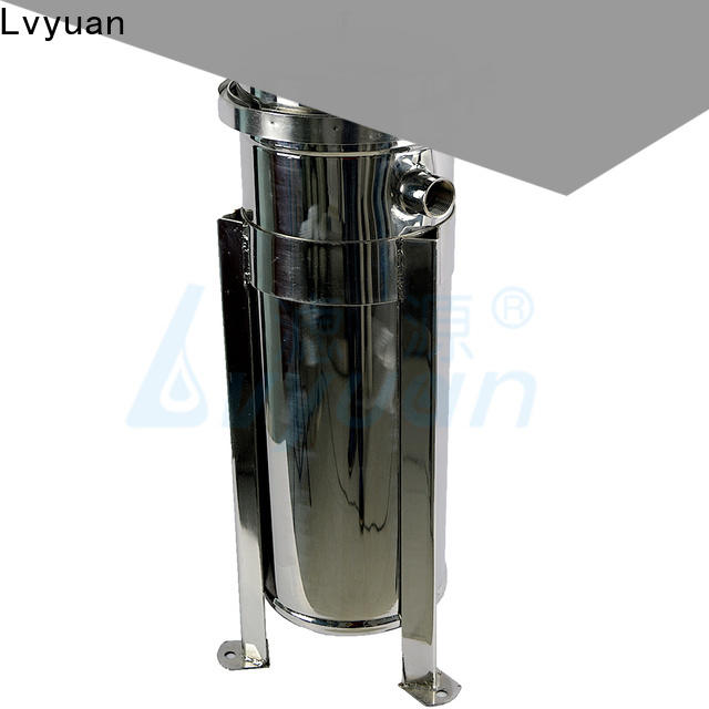 professional stainless water filter housing manufacturer for sea water desalination