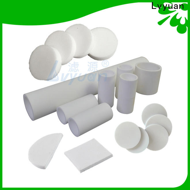 porous sintered powder ss filter rod for sea water desalination