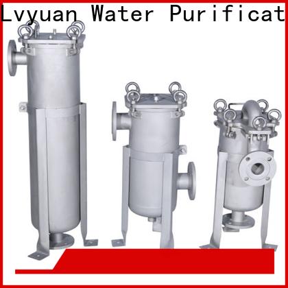 Lvyuan best stainless filter housing housing for oil fuel
