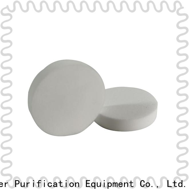 Lvyuan hdpe sintered filter cartridge manufacturer for sea water desalination