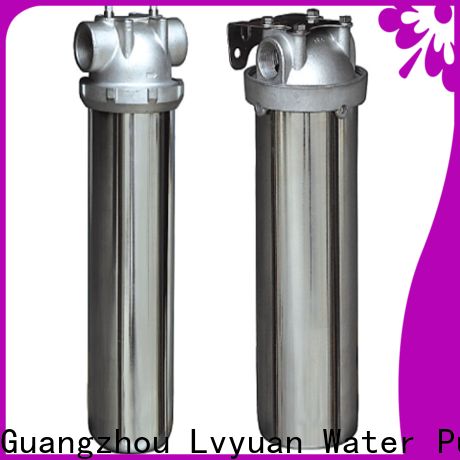 Lvyuan stainless steel filter cartridge supplier for industry
