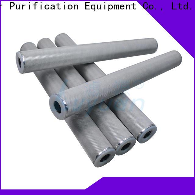 Lvyuan titanium sintered powder ss filter manufacturer for food and beverage