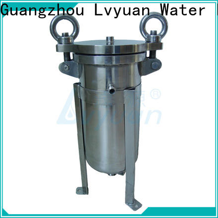 professional ss cartridge filter housing housing for industry