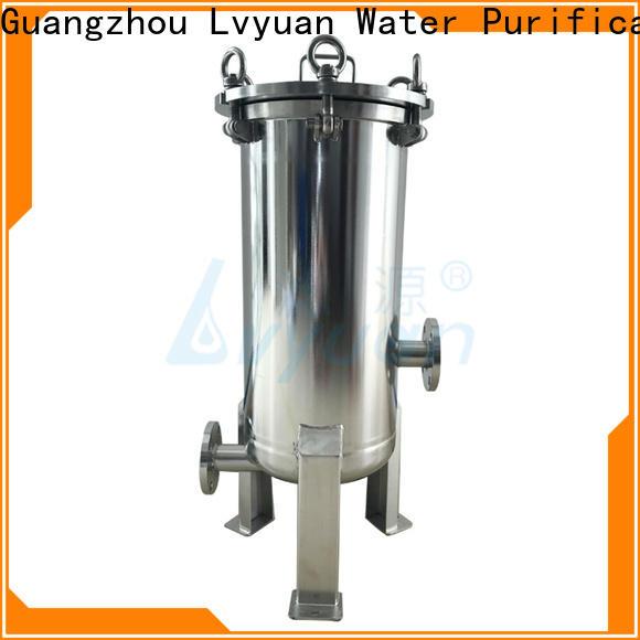Lvyuan ss filter housing manufacturers housing for sea water desalination