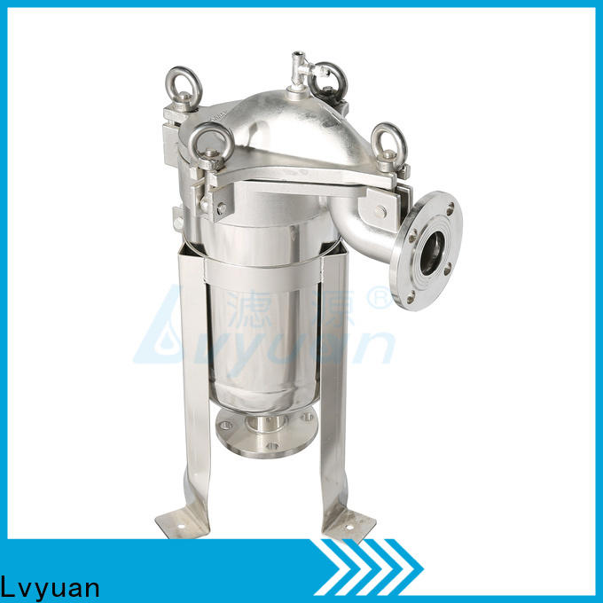 Lvyuan stainless filter housing with core for sea water desalination