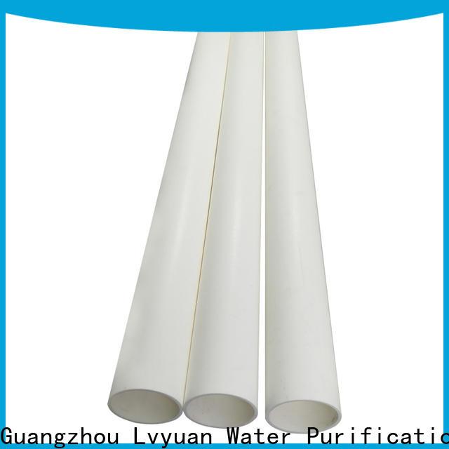titanium sintered carbon water filter supplier for sea water desalination