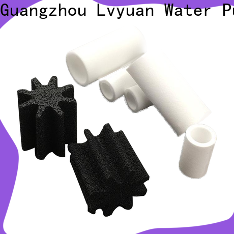 Lvyuan professional sintered powder ss filter manufacturer for industry