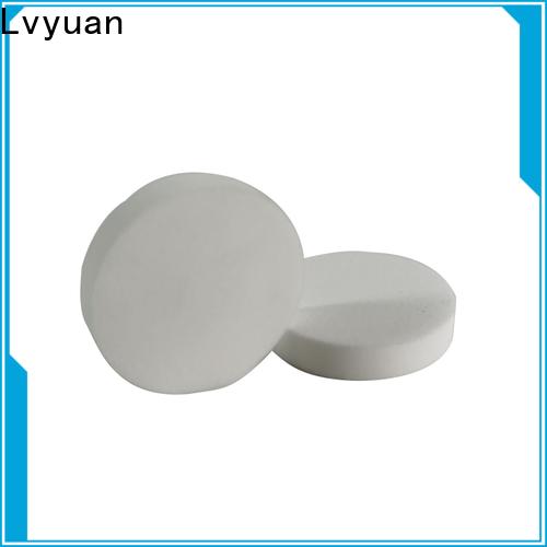 Lvyuan sintered filter supplier for food and beverage