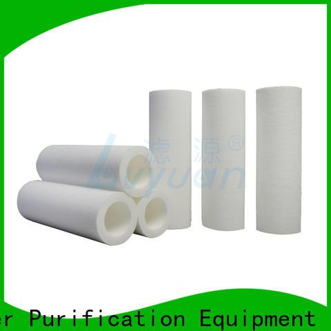 safe pp melt blown filter cartridge manufacturer for sea water desalination