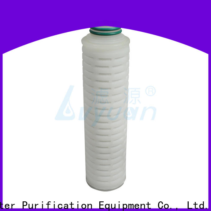 Lvyuan filter water cartridge supplier for industry