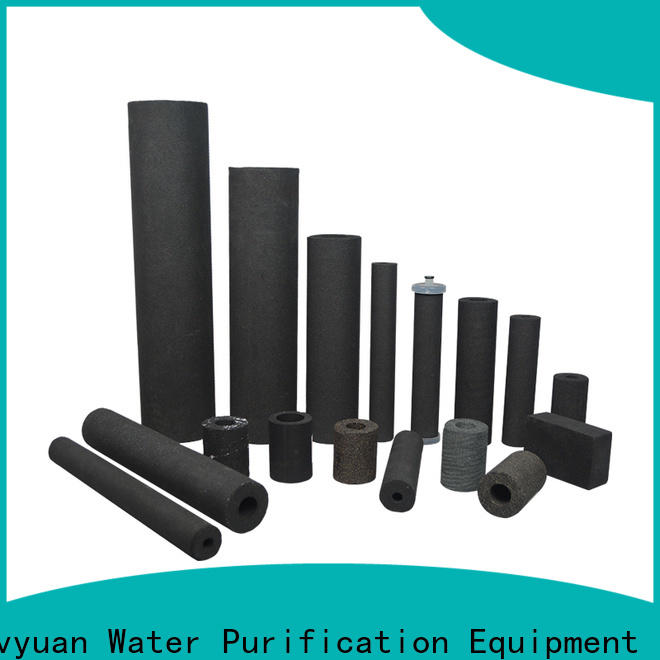 Lvyuan sintered filter cartridge manufacturer for industry