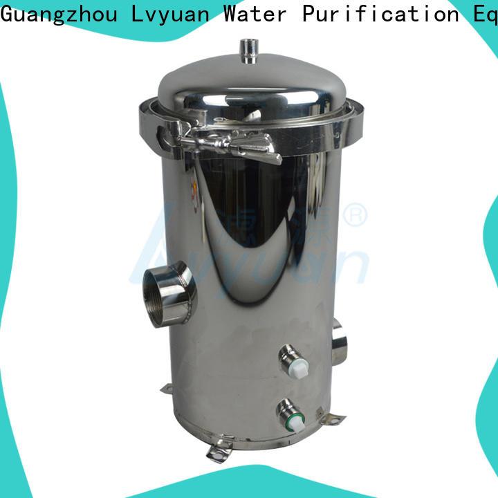Lvyuan best ss filter housing manufacturers housing for industry