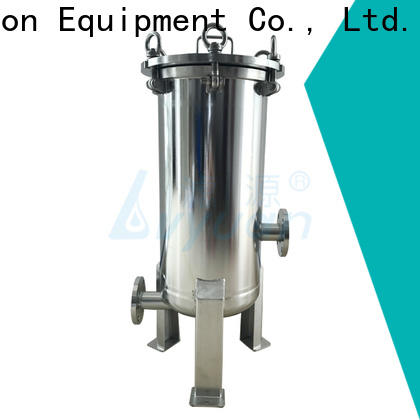 Lvyuan high end stainless water filter housing manufacturer for sea water desalination