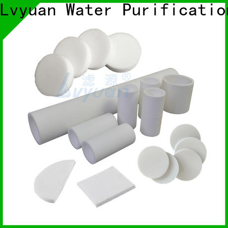 professional sintered powder metal filter rod for sea water desalination