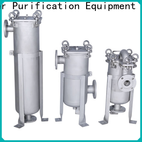 Lvyuan professional stainless steel water filter housing with core for sea water treatment