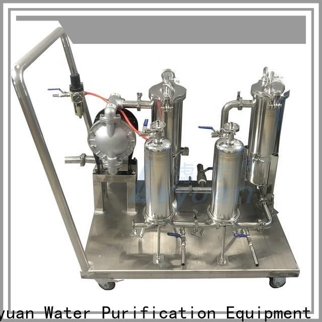 Lvyuan professional water filter cartridge replacement for sea water desalination