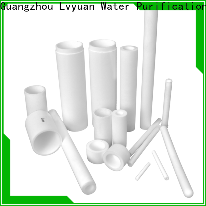 Lvyuan activated carbon sintered powder ss filter rod for industry