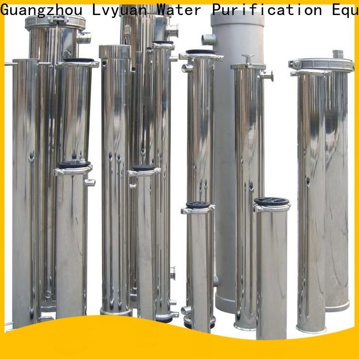 Lvyuan titanium ss filter housing manufacturers rod for industry