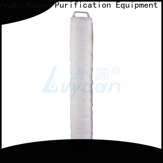 Lvyuan high flow water filter replacement cartridge replacement for sale