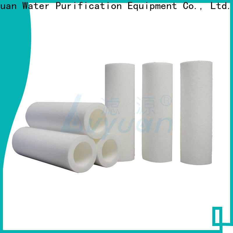 best melt blown filter cartridge replacement for food and beverage