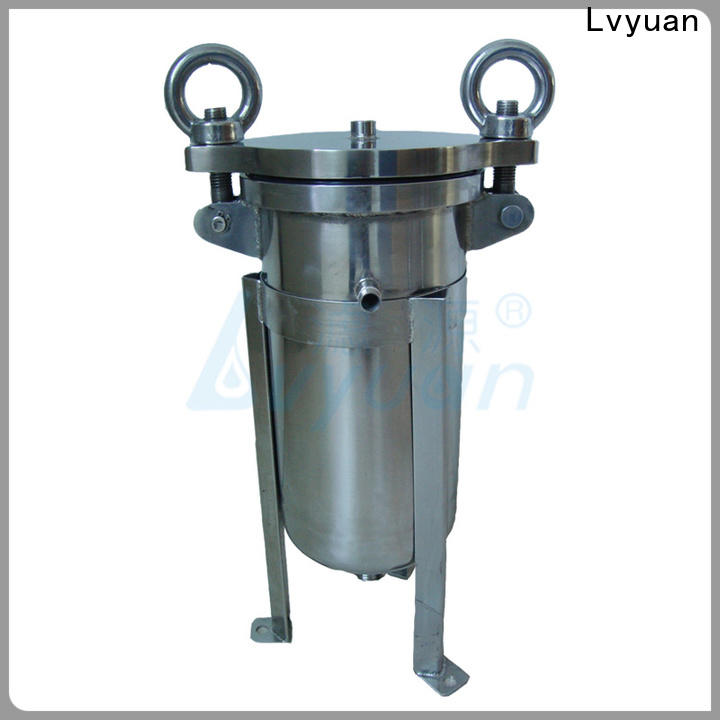 high end stainless steel filter housing manufacturers housing for industry